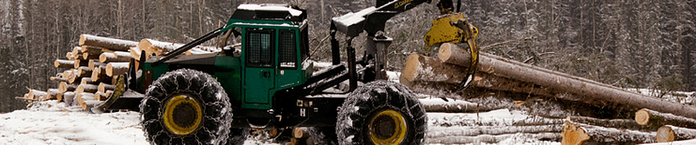 Worker's Leg Amputated In Forestry Skidder Winch Incident